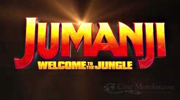 Jumanji 2 - Poster