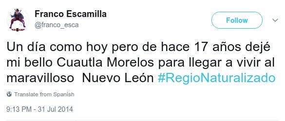 franco escamilla tweet cuautla morelos nuevo leon twitter