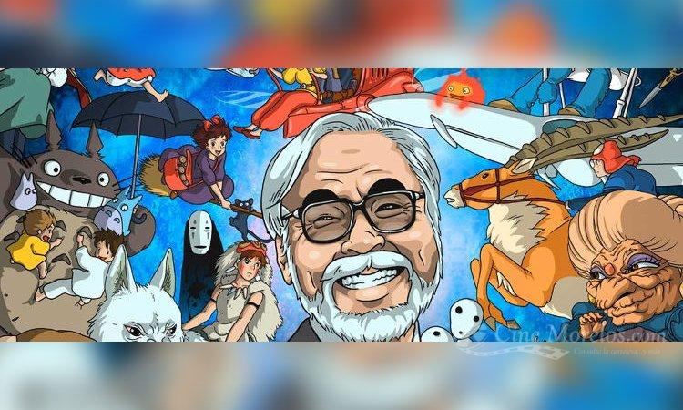 hayao miyazaki studio ghibli pelicula nueva