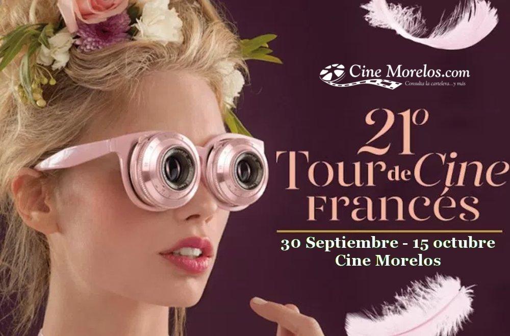 21 tour cine frances cuernavaca cine morelos