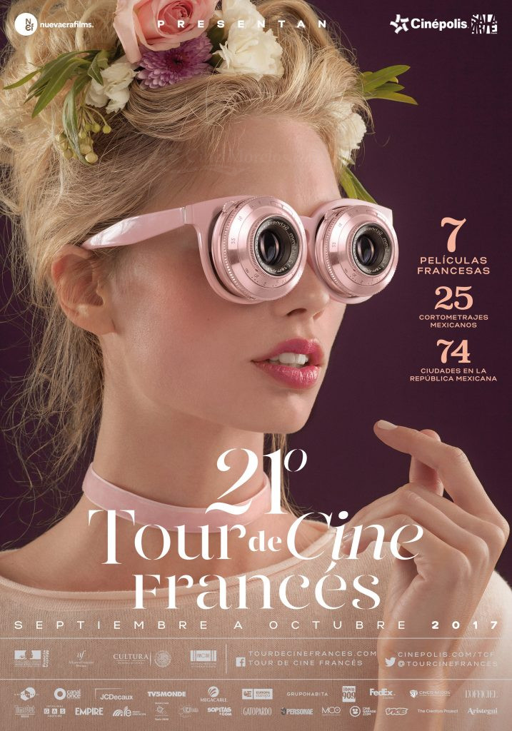poster 21 tour cine frances