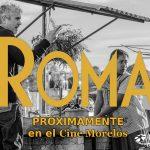 Roma, en Morelos solo se proyectaría en el Cine Morelos