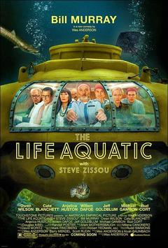 La vida acuática con Steve Zissou