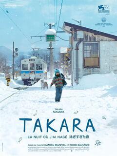 Takara: La noche que nadé